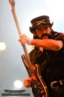 Motorhead at Hellfest 2008 by innaford