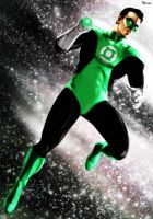 Green Lantern by Robert-Shane
