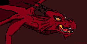 Red Dragon by Snufbat