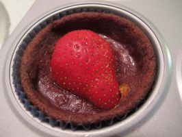 A Fresh Gluten/Dairy-Free Strawberry Tart 1 by Windthin