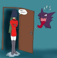 Haunter's prank 1 by ZeFrenchM