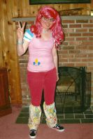 Pinkie Pie cosplay 1 by Jackie-Chaos-Bunny