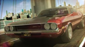 1970 Dodge Challenger by bassplayer264
