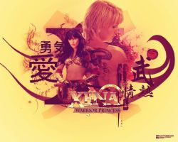Xena Warrior Princess 001 by cottonmouth86