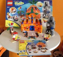 Lego Build: House Party by extraphotos