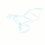Very Quick Wyvern Wing Hovering by speedcow12