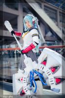 Labrys P4A Cosplay #2 by LittleLaki