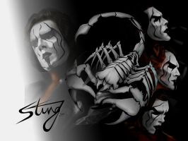Sting by JillGiovanni