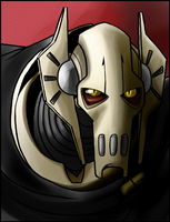 General Grievous -Sai- by PurpleRAGE9205