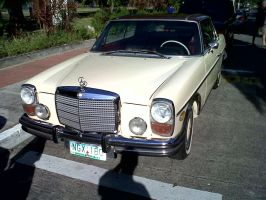 Mercedes 250 C by guelpacq