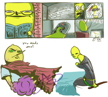 LemonGrab Request by SHARK-E
