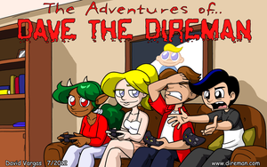 Direman Gaming Couch by LateCustomer