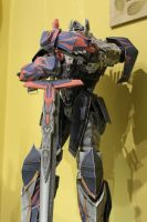 Age of Extinction - Optimus Prime PAPERCRAFT by eduranofficial