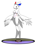 Togekiss by M-A-C-D