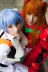 NGE Girls by MissNoblesse