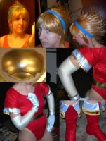 Breath of Fire Nina Progress by PrettyKitty