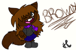 Browny by HTF-Characters