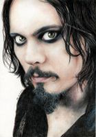 Ville Valo by Henu-Chan