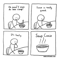 Soup Comix by EricHetherington