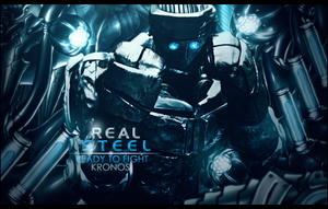 Real steel by Kronos3051