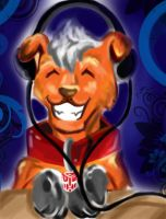 I love music by murr-miay