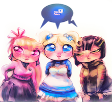 Ask us stuff! by Busterella