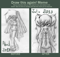 Meme Before And After - Yumi by Any1995