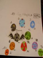 Egg Adoptables 5 pts./ OPEN by Snowstorm-wolf
