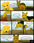 The Beginning of the End Page 13 by RafikiThePacmanFrog