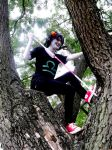 Terezi - In the tree by PyRoAj