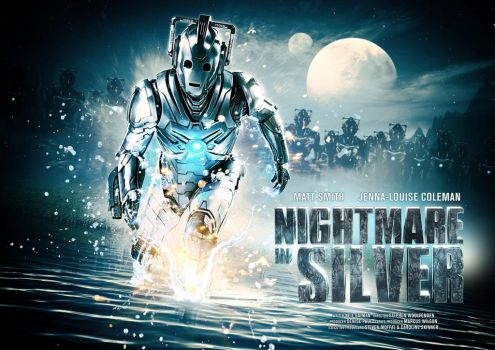 Doctor Who Nightmare in Silver by This1999