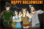 Happy Halloween! by ARCrebs