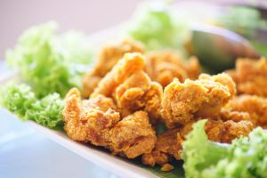 Dusit Fried Chicken by josephacheng