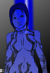 Cortana by MarcusWilliams