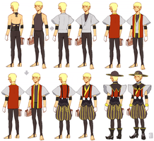 Sorin costume breakdown by emlan