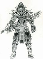 Demon Hunter by Chaos-Rain
