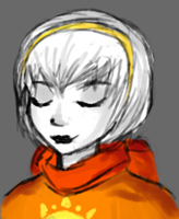 Rose Lalonde by EozBoo