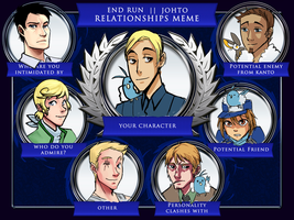 End Run - Relationship Meme by Jejunity