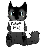 Male Adoptable Wolf [OPEN] by FayeliaAdoptables
