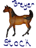 Breyer Stock id by Breyer-Stock