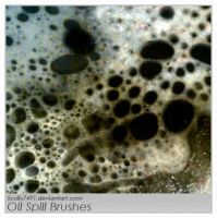 Oil Spill Brushes by Scully7491