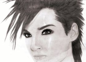 Bill Kaulitz by MalleyMalos