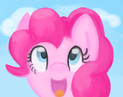 Pinkie Pie by Silky-Cotton