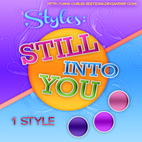 STYLES: Still Into You~~ by CAMI-CURLES-EDITIONS