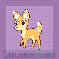 Candy Fawn by Little-Miss-Boxie