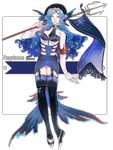 OPEN | PLANET ADOPT - NEPTUNE by pie-adopt