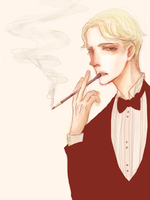 smokin' by pearsfears