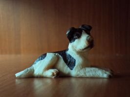 Dog figure by IVV79