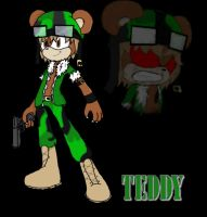 Ten Years: Teddy by Happylod3