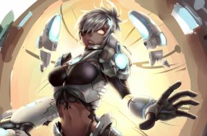 FANSKIN(RIVEN)(a part of the picture) by Kair030